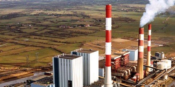 Le parc au fioul d'EDF consiste en trois centrales thermiques d'une capacité totale de 5.200 mégawatts, situées à Porcheville, Cordemais et Aramon. (Photo : EDF)
