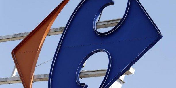 La famille Moulin a acquis plus de 44 millions d'actions Carrefour, et devient ainsi son troisième actionnaire. (Photo : Reuters)
