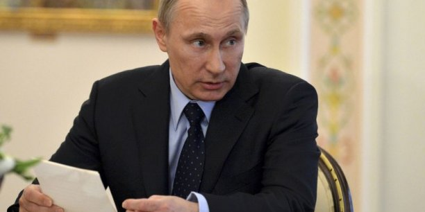 Vladimir a ignoré les sanctions occidentales décrétées contre Moscou.  (Photo : Reuters)