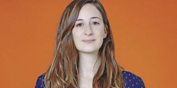 Pour Céline Lazorthes, vie professionnelle et vie personnelle se rejoignent souvent, « par nécessité »/ DR