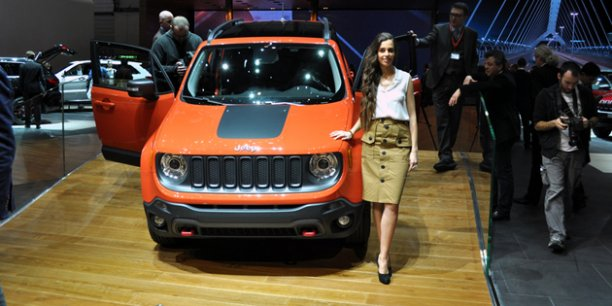 Le tout nouveau petit Jeep Renegade est... très italien, puisque produit à Melfi.