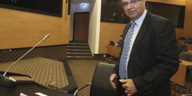 Panicos Dimitriadis, président de la banque centrale de Chypre, a démissionné. Son adversaire, le président chypriote, jubile.