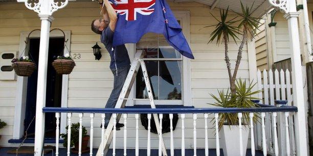 Le drapeau néo-zélandais devra-t-il être rangé dans une armoire en 2017 ?