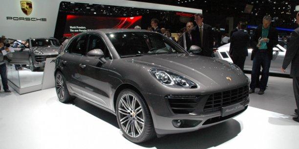 Le nouveau Porsche Macan, dernier-né de la gamme