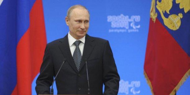 Des conseillers de Vladimir Poutine ont vu leurs avoirs gelés aux Etats-Unis et en Union européenne, après la publication d'une liste noire de personnalités impliquées dans la crise ukrainienne. (Photo : Reuters)