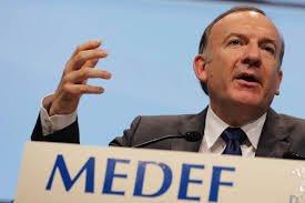 Nous sommes au XXIe siècle, il faut faire preuve de pragmatisme économique, rétorque Pierre Gattaz, le patron du Medef, à ses détracteurs. (Photo Reuters)
