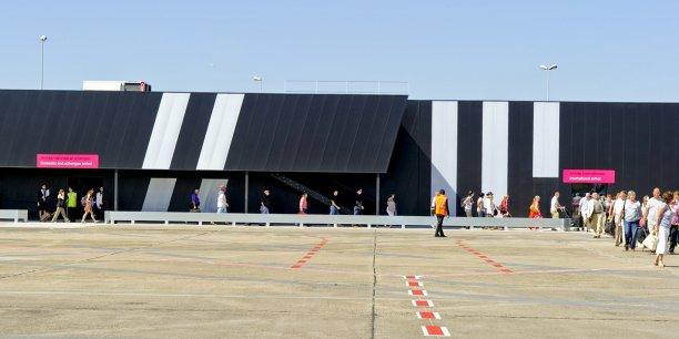 Au début de l'été prochain, le terminal Billi disposera de 1.000 m2 supplémentaires pour accueillir, à Bordeaux, les arrivées des compagnies low cost.
