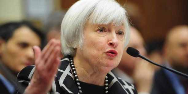La Fed a abandonné la forward guidance qui liait la remontée du taux directeur à une baisse du taux de chômage à 6,5%. Cette règle permettait aux marchés d'anticiper, mais manquait de souplesse. (Photo : Reuters)