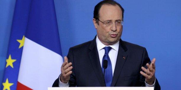 Mon devoir comme tout président de la République, c'est d'assurer l'indépendance de la justice, la séparation des droits de la défense, la présomption d'innocence, le respect des décisions de la chose jugée qui s'imposent à tous, a fait valoir François Hollande. (Photo : Reuters)