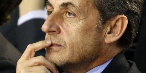 Depuis 2012, Nicolas Sarkozy a repris son métier d'avocat et rejoint le cabinet Claude et Sarkozy. (Photo: Reuters))