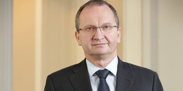 Jacques Chanut, nouveau président de la fédération française du bâtiment