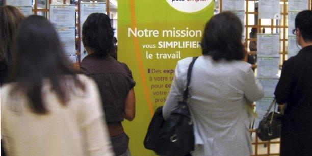 seuls 38,4% des chômeurs sont indemnisés par l'Assurance chômage pour un montant moyen de 1.108 euros durant huit mois.