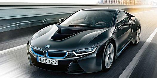 La i8 sera un coupé à très hautes performances