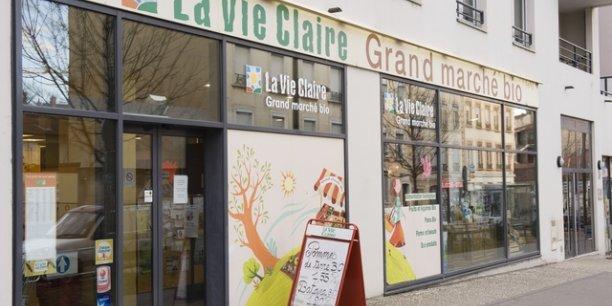 Basé dans le Rhône, le distributeur bio La Vie Claire figure au palmarès.