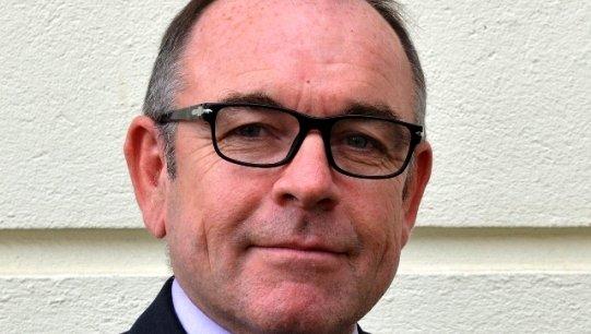 Yvon Léa, président du directoire de Banque Rhône-Alpes depuis janvier 2014
