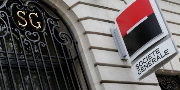 La LIA accuse la SocGen d'avoir versé au moins 58 millions de dollars à Leinada, une société enregistrée au Panama pour des services de conseil liés à 2,1 milliards de dollars de dérivés dans lesquels le fonds souverain libyen a investi entre fin 2007 et 2009. (Photo : Reuters)
