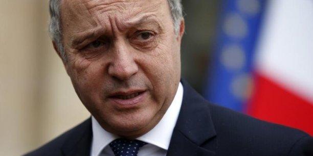 Selon, Laurent Fabius, ministre des Affaires étrangères, 7% des emplois en France proviennent du secteur touristique. Reuters