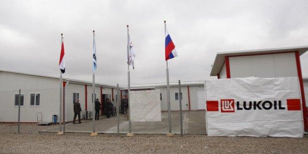 La plus grande compagnie énergétique privée russe Lukoil explore le gisement de pétrole de schiste de Bazhenov, qui pourrait être le plus important du monde. (Reuters/Atef Hassan)