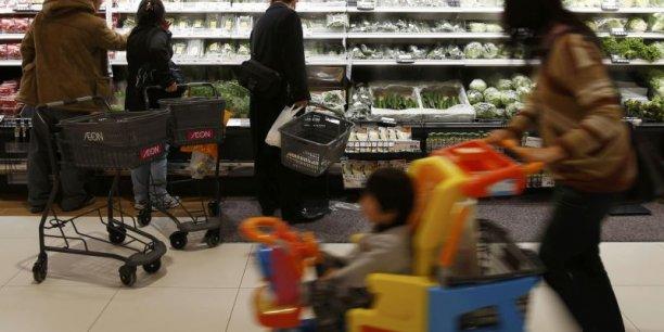 Dans la zone euro, le taux d'inflation se situe sous le seuil de 1% depuis six mois. (Photo : Reuters)