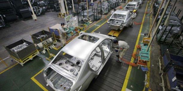 Le marché automobile chinois a fortement ralenti depuis le début de l'année, accusant même un repli en juin et juillet.
