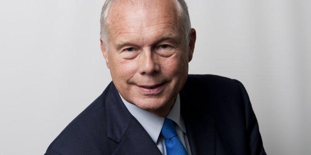 Le président du Medef Rhône-Alpes, Bernard Gaud, prône une société de développement responsable