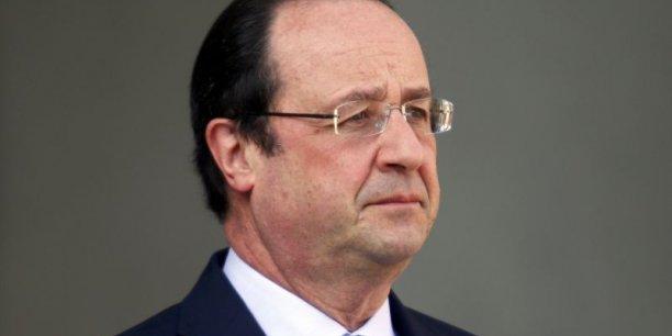 François Hollande souhaite que que le contrat de génération incite autant au recrutement de jeunes que de seniors, (Photo Reuters)