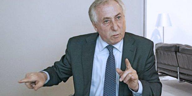Selon Jean-Marie Sander, président de Crédit Agricol SA, « les banques françaises ont bien géré la crise et, surtout, elles n'ont jamais cessé de financer l'économie française pendant cette période ». / DR