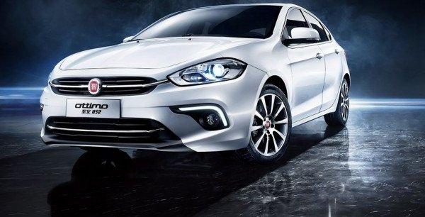 Une nouvelle Fiat pour le marché chinois