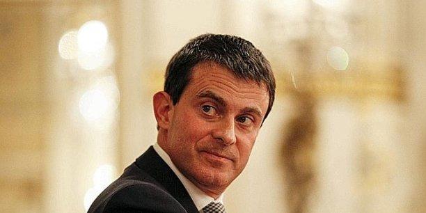 Manuel Valls cherche à s'assurer une large majorité pour lui voter la confiance
