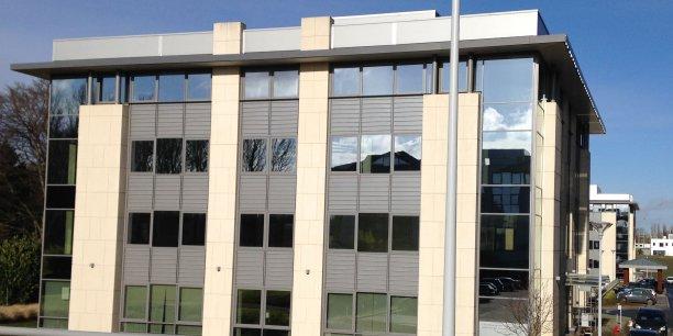 Le nouveau siège d'Eras Belgium.