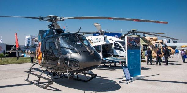 Airbus Helicopters a engrangé six nouvelles commandes ou intentions de commande pour un montant de 54 millions de dollars au salon aéronautique et défense de FIDAE au Chili