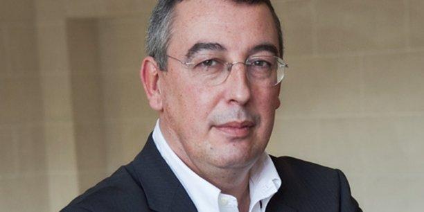 Jean-Luc Beylat, président d'Alcatel-Lucent Bell Labs France, du pôle Systematic Paris Région, et de l'Association française des pôles de compétitivité. Il considère que « le facteur temps est devenu critique » dans le processus d'innovation. / DR