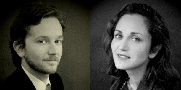 Mehdi Ouchallal et Stéphanie Roy