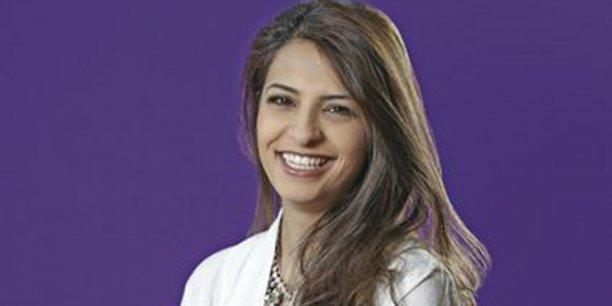 Arbia Smiti, la fondatrice de la plate-forme de vente en ligne Carnet de mode part à la conquête de l'Amérique./ DR