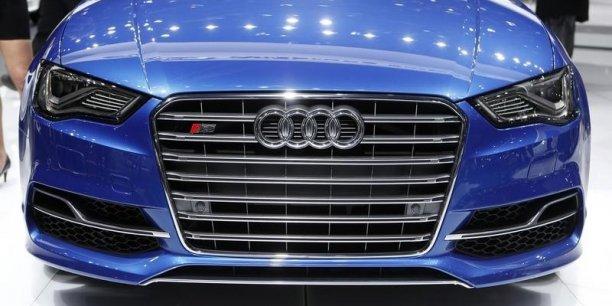 Audi est attaqué par les autorités chinoises