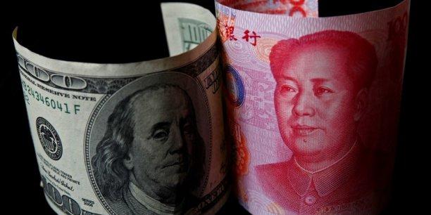Pékin ambitionne d'obtenir son inclusion dans les Droits de tirage spéciaux (DTS), l'unité de compte du Fonds monétaire international actuellement composé de quatre devises (dollar, euro, livre et yen).