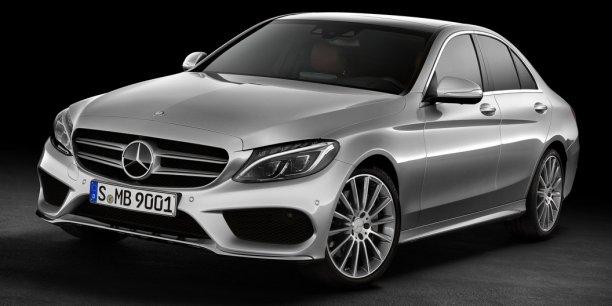 La nouvelle Mercedes Classe C arrive