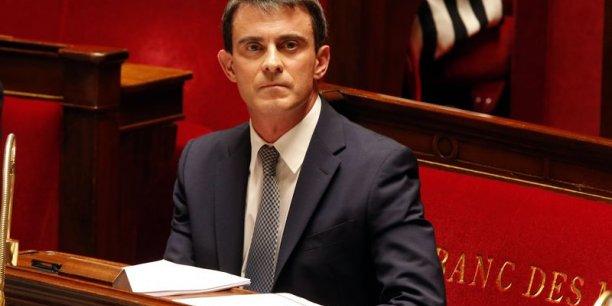 L'Assemblée a voté la confiance à Manuel Valls par 306 voix contre 239
