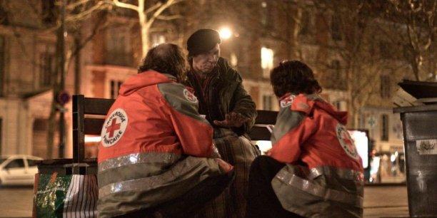 Deux sans-domicile sur cinq recherchent activement du travail. / DR