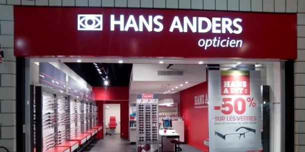 8089c9c7066e09 Hans Anders, le géant de l optique low-cost, débarque en Rhône-Alpes