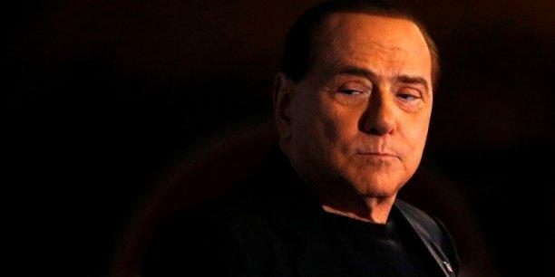 Le Cavaliere a été condamné à deux ans d'inéligibilité. (Photo Reuters)