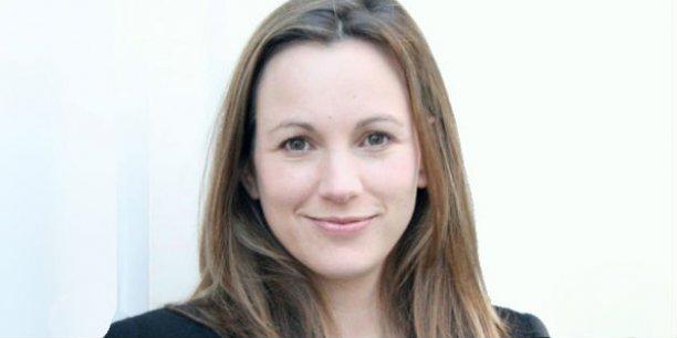 Axelle Lemaire, secrétaire d'Etat au Numérique et à l'Innovation.