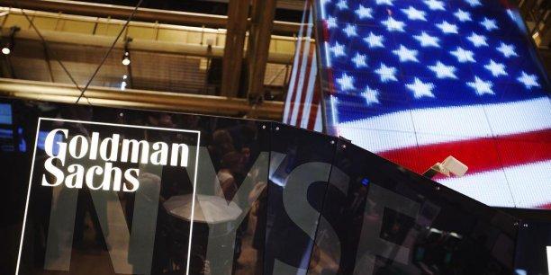 Pour faire face aux affaires qui la visent, Goldman Sachs a indiqué avoir mis de côté quelque 3,7 milliards de dollars. (Photo : Reuters)