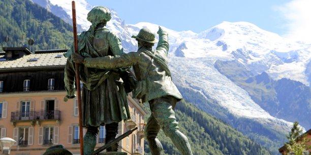 Une tablette pour lire la vall e de chamonix - Office de tourisme chamonix mont blanc ...