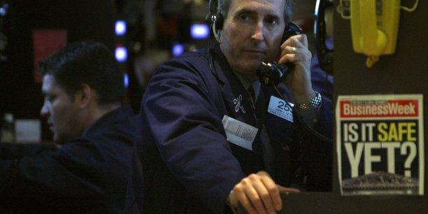 Les investisseurs, plus prudents, se détournent des valeurs technologiques du Nasdaq