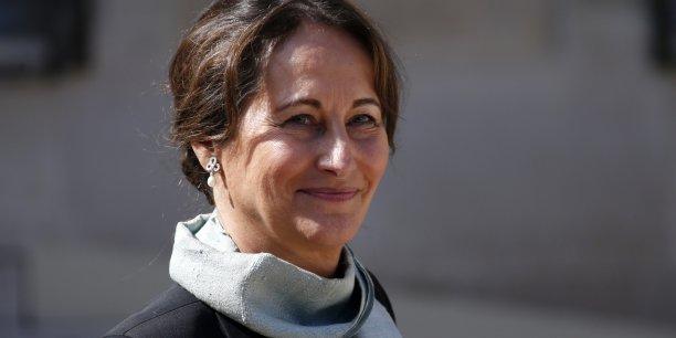Comptez sur moi pour faire en sorte que les choses ne traînent pas, a insisté Ségolène Royale. (Photo : Reuters)