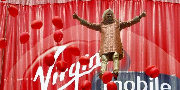 La société du flamboyant fondateur du groupe Virgin, Richard Branson, a créé l'opérateur virtuel en 1999.