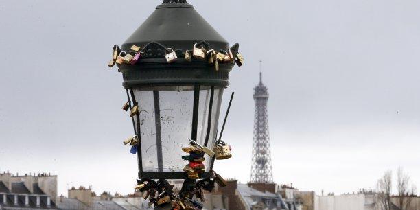 Le prix moyen au m2 des appartements de luxe à Paris est de 14.500 euros