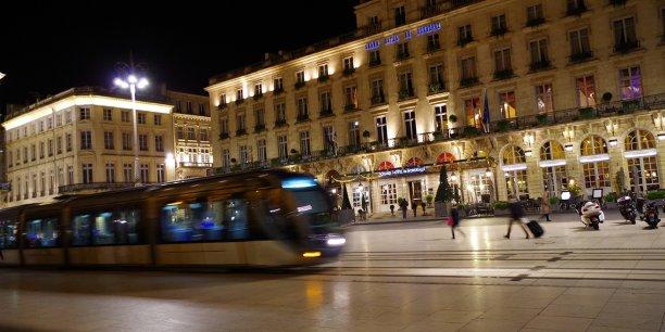 Bordeaux pourrait devenir la capitale d'une région fantôme.
