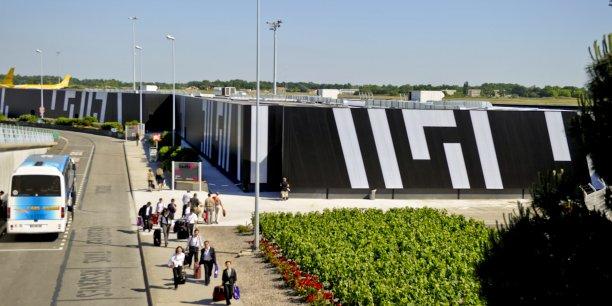 L'aéroport de Bordeaux enregistre une croissance du trafic quasi-constante, mois après mois